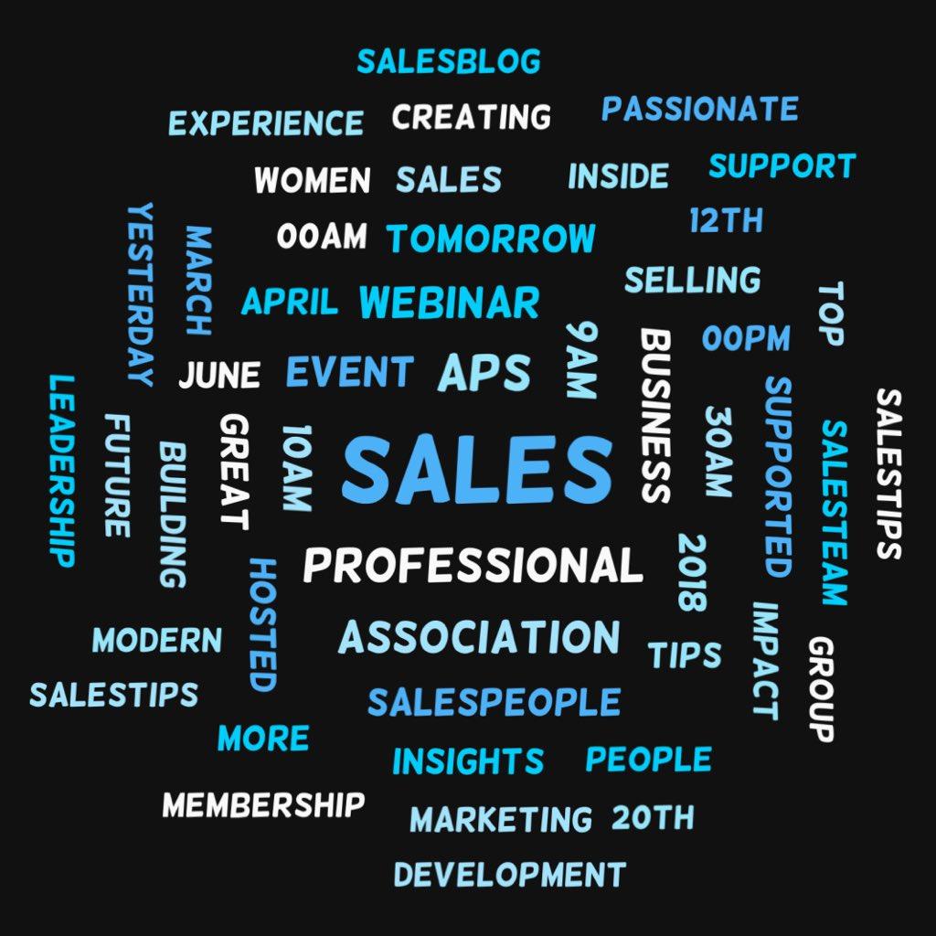 characteristics of modern selling