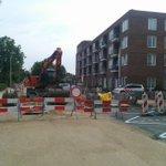 @BarendrechtnuNL - Ivm werkzaamheden aan de #Maasstraat zijn de parkeergarage van het gemeentehuis en het parkeerterrein achter het nieuwe appartementencomplex van vrijdag 20 t/m maandag 23 juli niet bereikbaar (fase 3) https://t.co/JexQ3BxMjX #Barendrecht https://t.co/4jonVMVrK6