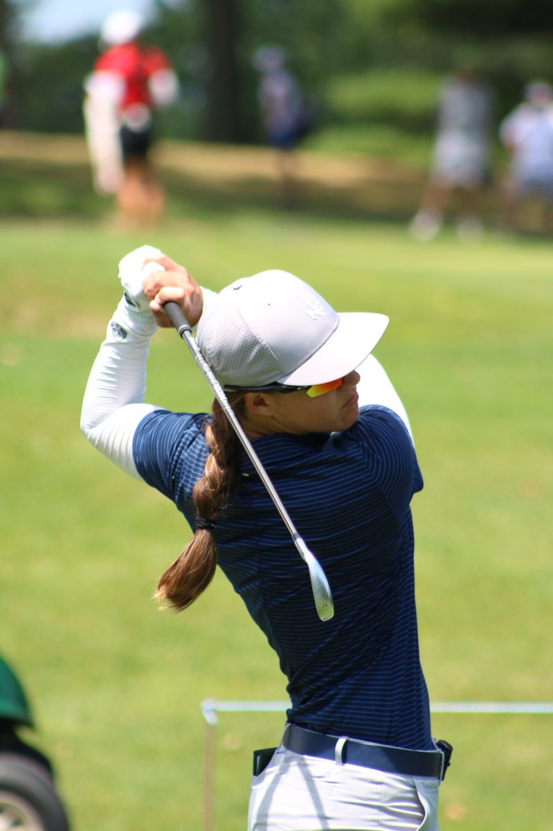First round of the #DDCUClassic today, LPGA Veteran Vicky Hurst  Vicky has had a wonderful professional career with $1.6 million in career earnings on the LPGA and has played 10 events on the LPGA in 2018.  #danielledowneyclassic @ROAD2LPGA @TheVickyHurst #theseladiesROC pic.twitter.com/TMWqRIdUfG – at Brook-Lea Country Club