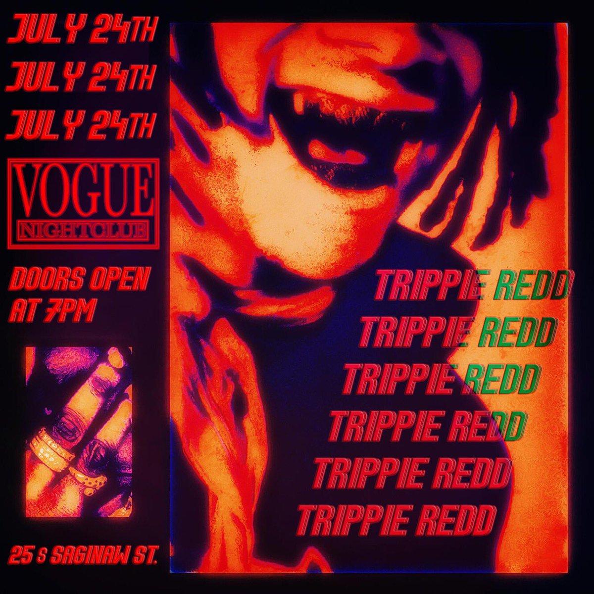 Big 14 gonna be there go get your tickets eventbrite.com/e/trippie-redd…