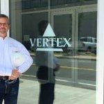 Gracias a @VertexPharma por una visita a la planta la semana pasada. ¡Es emocionante ver la innovación en la industria farmacéutica!