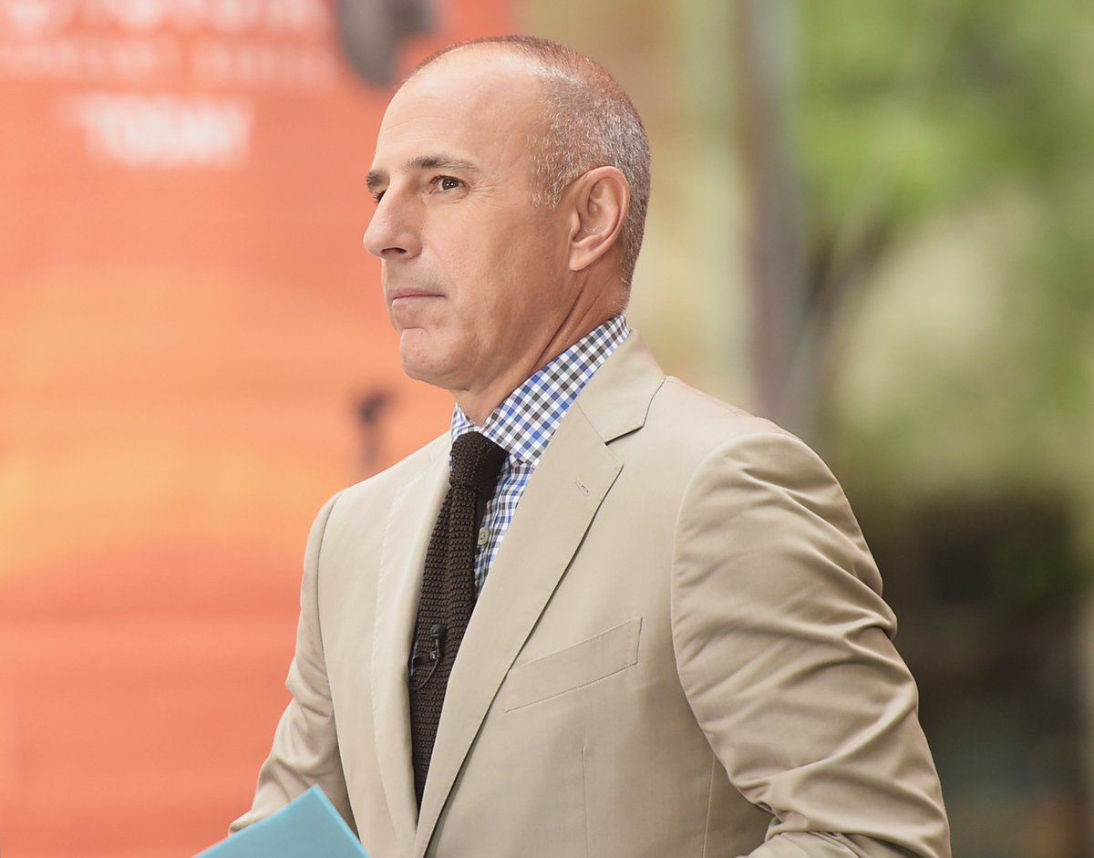 "Former ""Today"" show co-host Matt Lauer is ""furious"" at the prospect of forking over $50 million to wife Annette Roque in their divorce settlement https://t.co/EzkkK4Hhla"