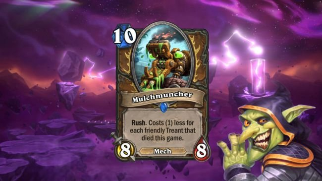 New Expansion: Treant Druid? : Hearthstone