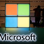 Image for the Tweet beginning: Microsoft says it stopped cyberattacks