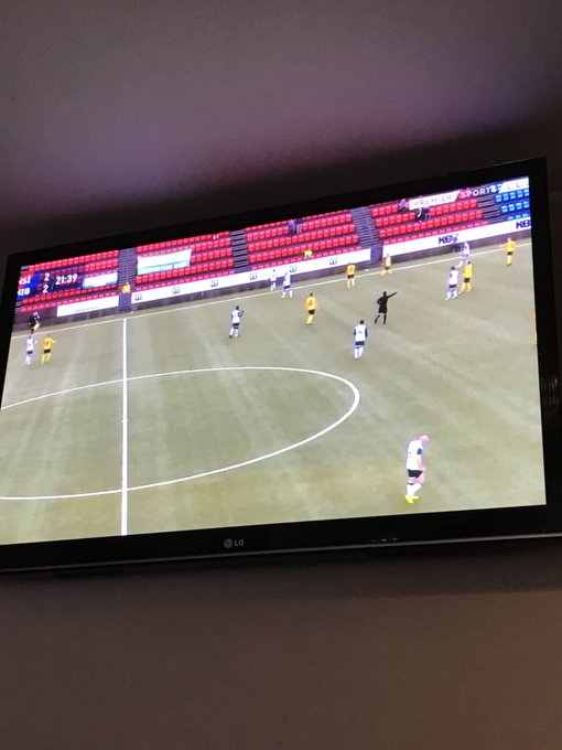 4 goals in the first 20 minutes! @PremierSportsTV is justifying its purchase already! #EuropaLeague Photo