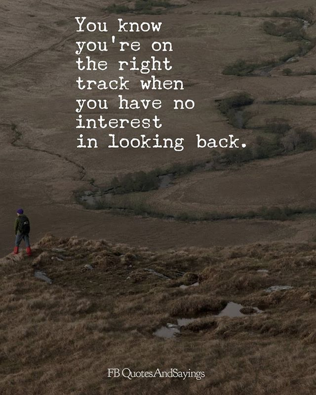 Motivational Quotes On Twitter No Interest In Looking Back