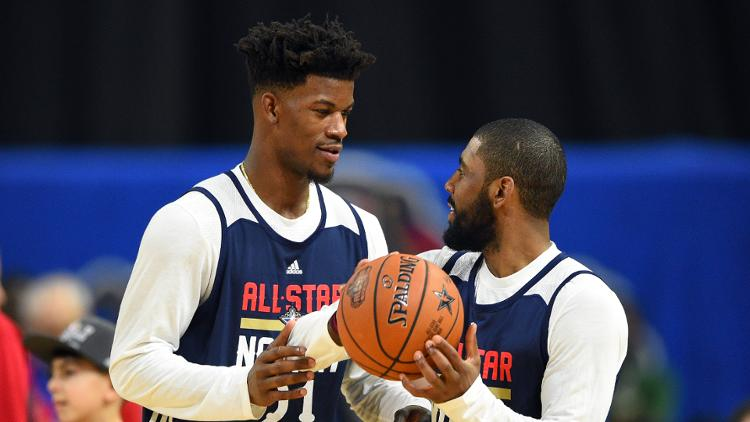NBA Insider: 'Very accomplished' third player plotting to join Kyrie Irving & Jimmy Butler in 2019 https://t.co/zWIUbv8B12