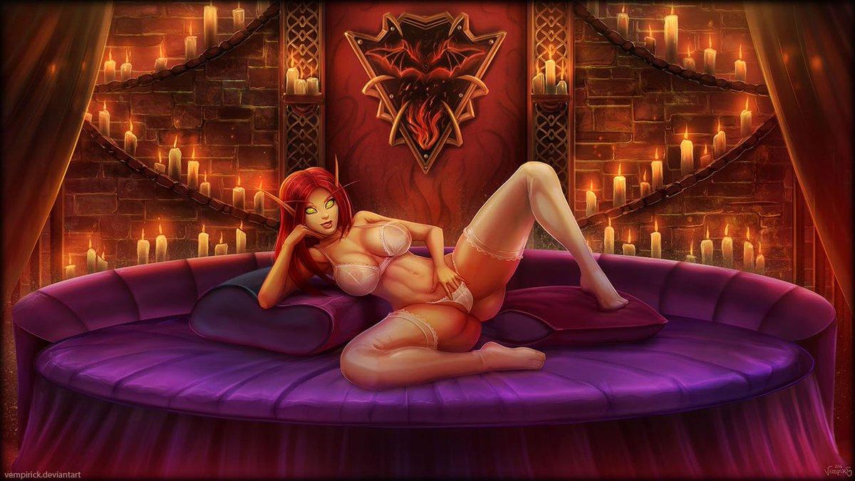 World of warcraft erotic fanfiction