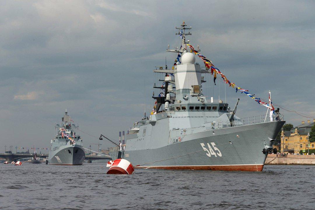 корабли российского флота фото продолжение