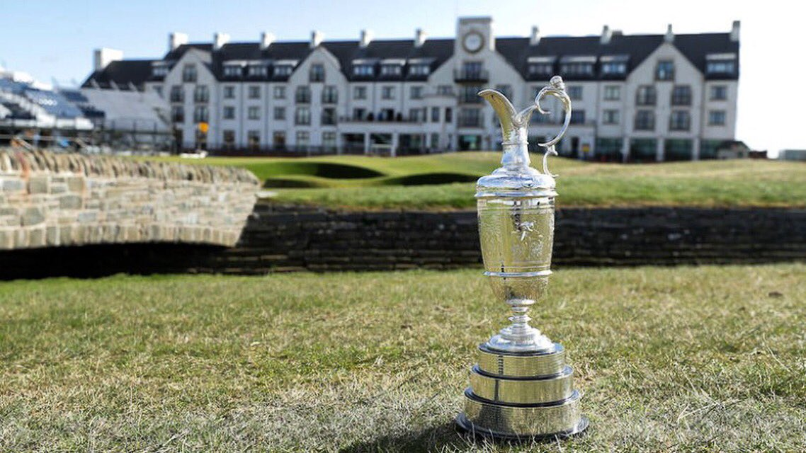 There sure were a lot of #theMemorial alumni teeing it up at @TheOpen today! Excited to cheer on EIGHT #theMemorial winners at the third major of the year. Tear it up at #TheOpen guys!
