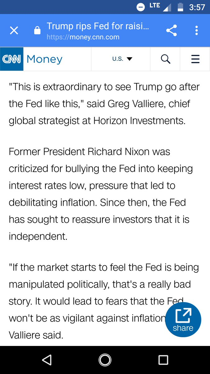 @LHSummers When Nixon is also your role model for monetary policy: