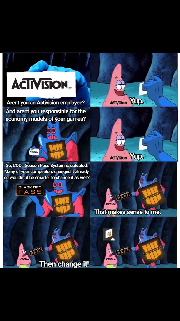 activision poster  Activision on Twitter: