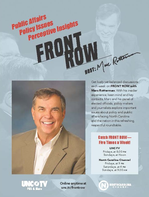 i am proud of my good friend Marc Rotterman @FrontRowmarc