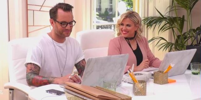 When is celebs go dating series 5