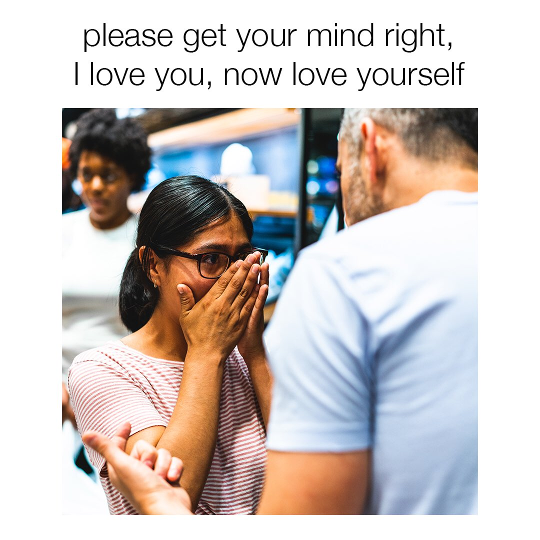 Love yourself! Not what others think