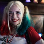 Image for the Tweet beginning: Caught #HarleyQuinn checking out our