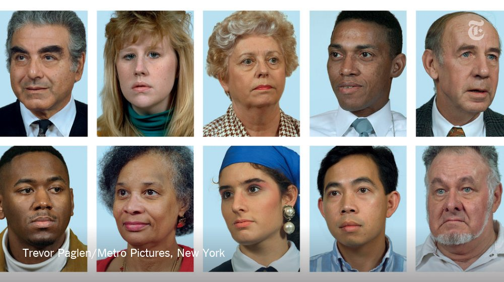 How does a facial recognition system determine what makes a face distinct? nyti.ms/2zSmYVb