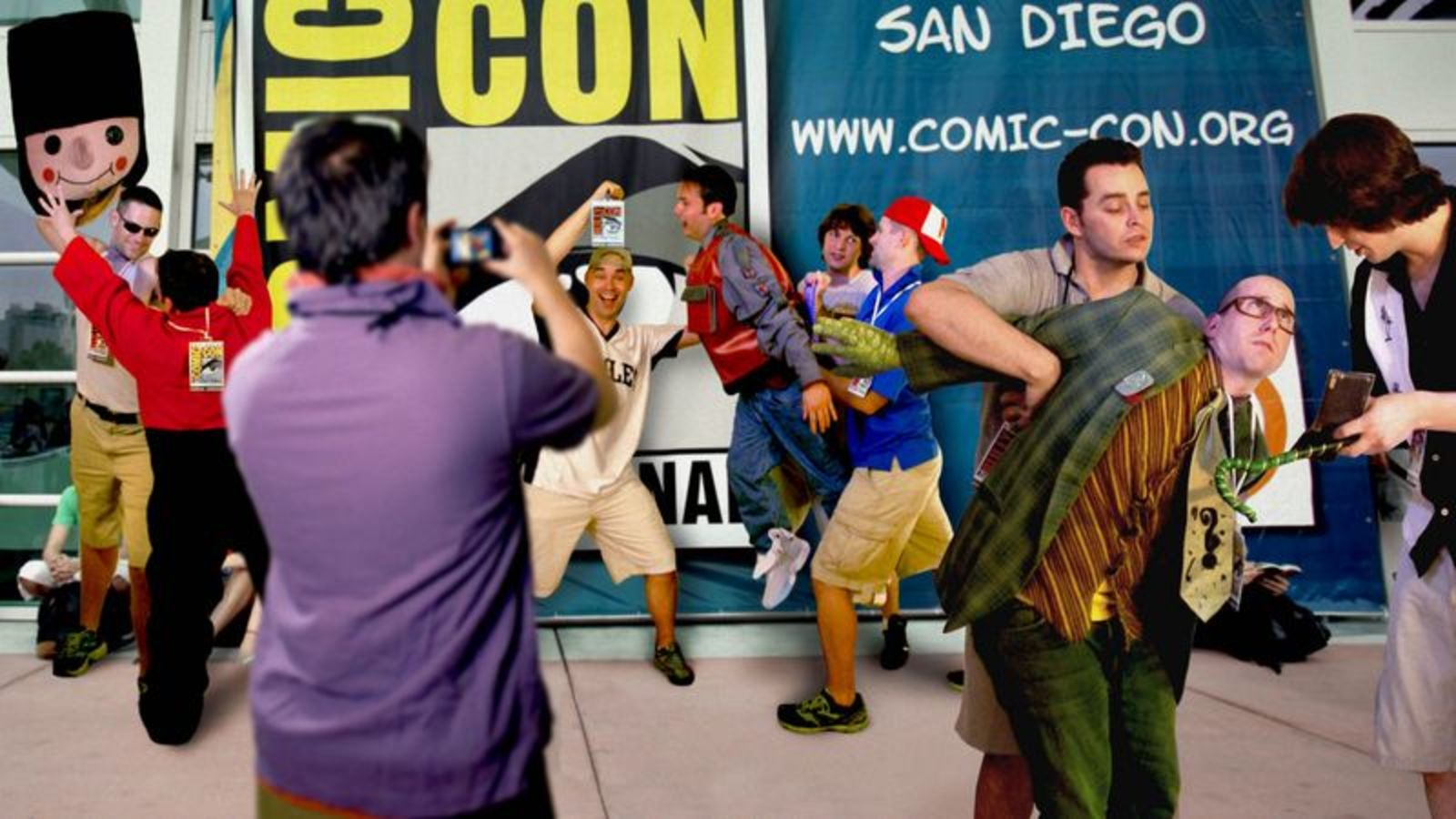Comic-Con Once Again Marred By Increasingly Popular Bully-Con https://t.co/du4aT9AAam https://t.co/iD64AmLMKw