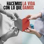 #DonaVida Twitter Photo