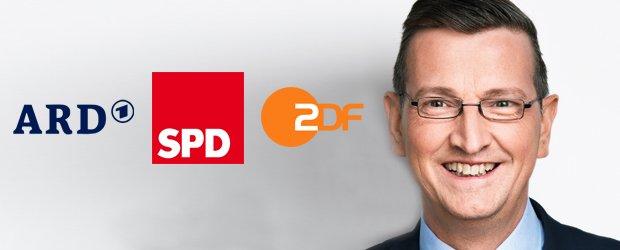 """Wie soll es mit ARD und ZDF weiter gehen? In unserer Reihe fragen wir alle im Bundestag vertretenen Fraktionen. Heute: Die SPD. """"Es ist unbestritten, dass es Reformbedarf gibt"""", sagt deren medienpolitischer Sprecher https://t.co/4IUjgqLZbA"""