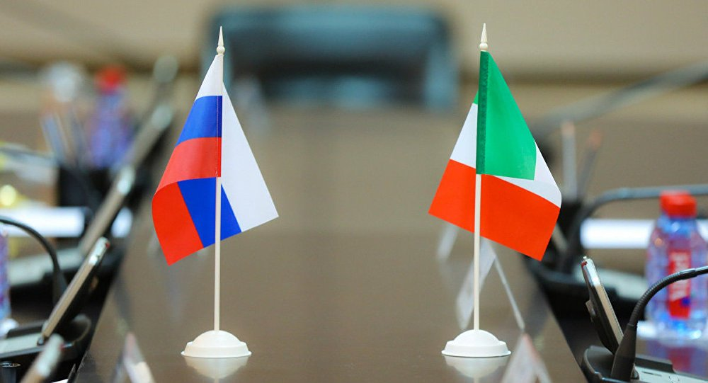 Russian ambassador to #Italy: #Rome remains one of Moscow's closest partners https://t.co/3P6cypGy7A