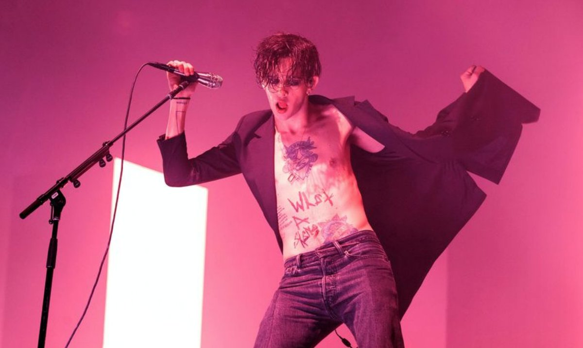 Hear the 1975 call out Trump and Kanye West on synth-heavy new song 'Love It If We Made It' https://t.co/Fhfmhjsaf6