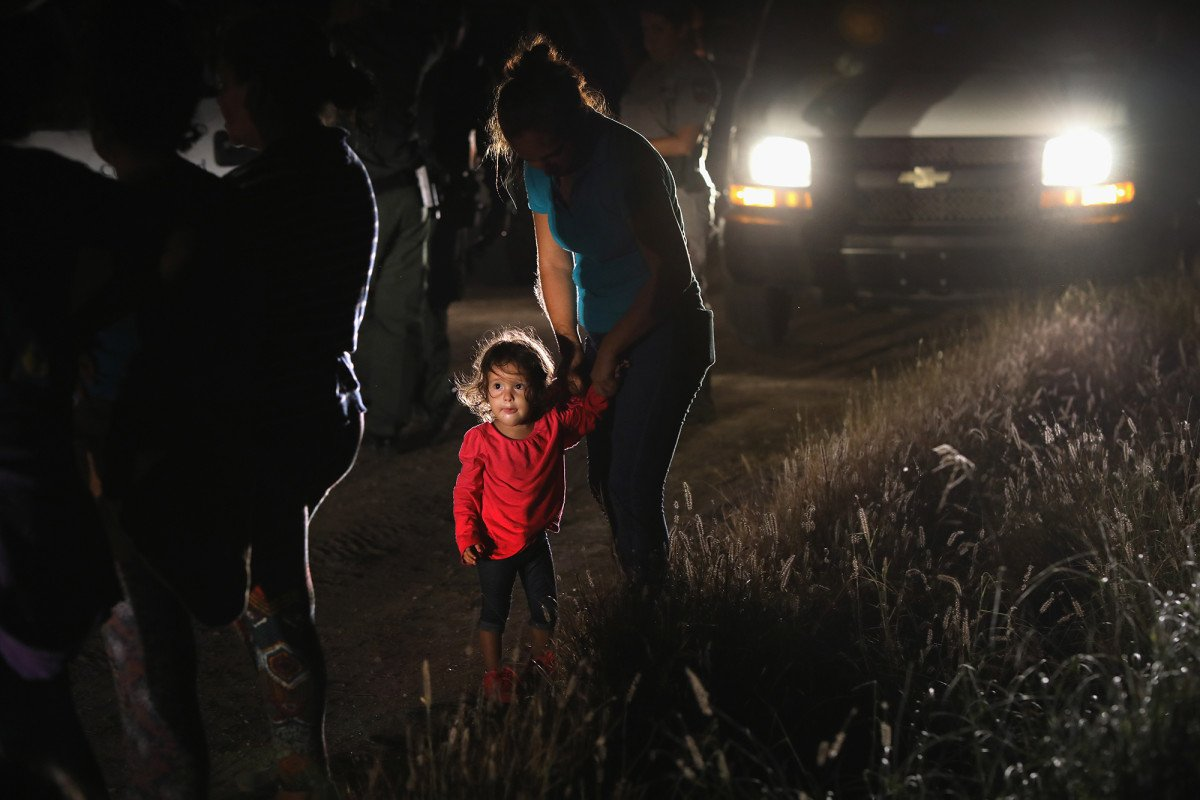 Only 264 of 2,500 migrant children reunited with families https://t.co/HFnXfNH4ST