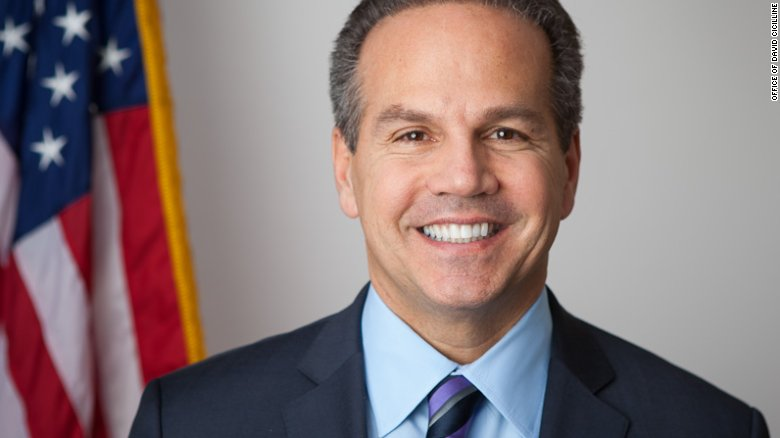 Democratic Rep. David Cicilline of Rhode Island says President Donald Trump's invitation for Russian President Vladimir Putin to visit the White House is something that 'ought to offend all of us.' https://t.co/X7y8g7WXe8