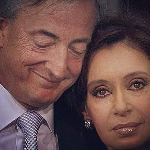#PongamosUnaFotoDeCFK Los mejores amigos del pueblo argentino !! Foto