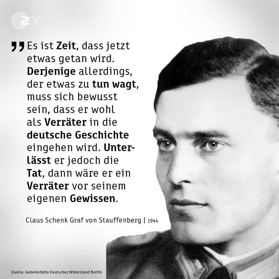stauffenberg zitate