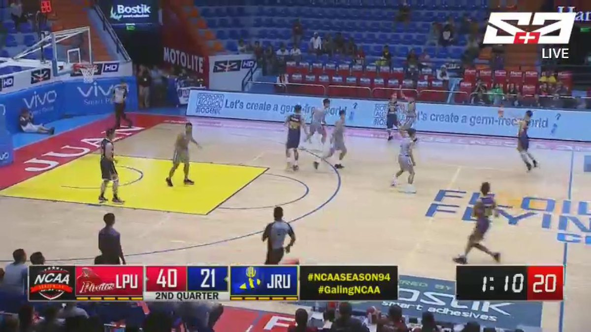 You know, a Marcelino Twins 2 on 1 fastbreak MUST be part of this week's top plays. I mean, 2 vs 1 na nga, identical twins pa 👀 How often does that happen?! Marcelino Twins activate!