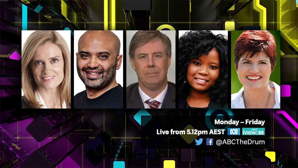 Should new migrants sit a 'values test'? @AlanTudgeMP thinks so. Tonight on #TheDrum we're discussing social cohesion, depression linked to smartphone use and Scott Morrison's love for Taylor Swift #auspol