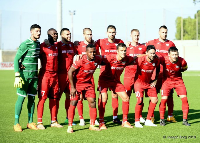 Congratulations to our club @balzan1937 on their qualification to the second round of the 2018-19 @EuropaLeague 👍👏 Photo