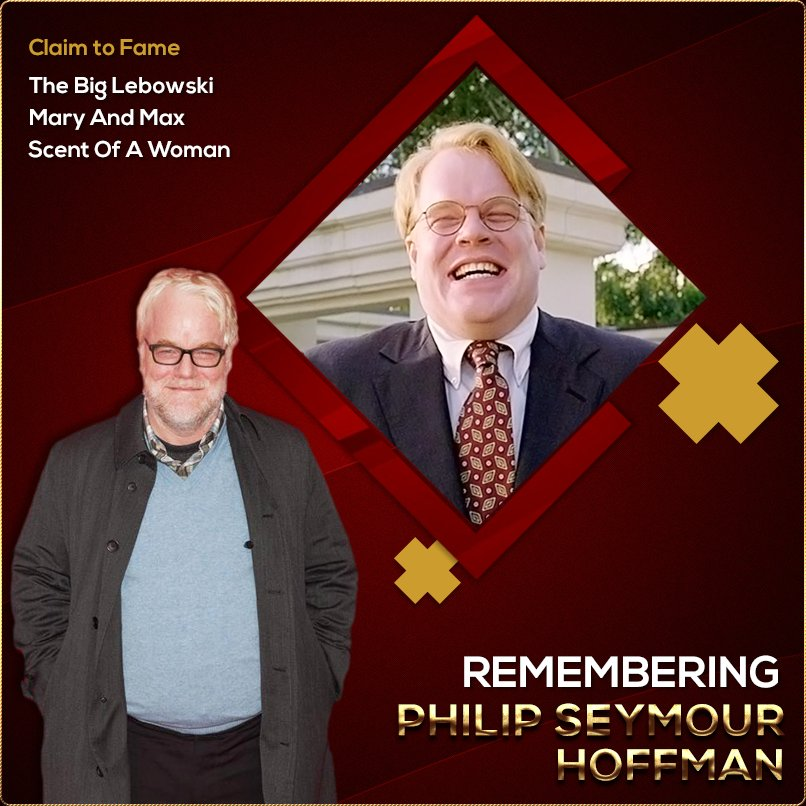 Mn Plus Gold Class On Twitter Remembering Philip Seymour Hoffman An American Actor Director Producer Who Was Best Known For His Distinctive Supporting Character Roles Mostly As An Antagonist Hoffman