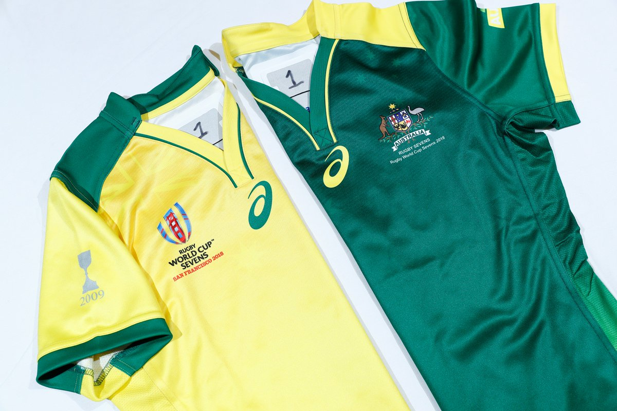 World Rugby Sevens On Twitter Some Of These Rwc7s Jerseys Are