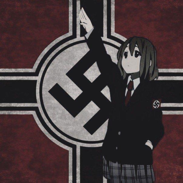 Картинки со свастикой аниме