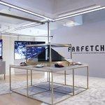 Image for the Tweet beginning: Online fashion retailer Farfetch buys