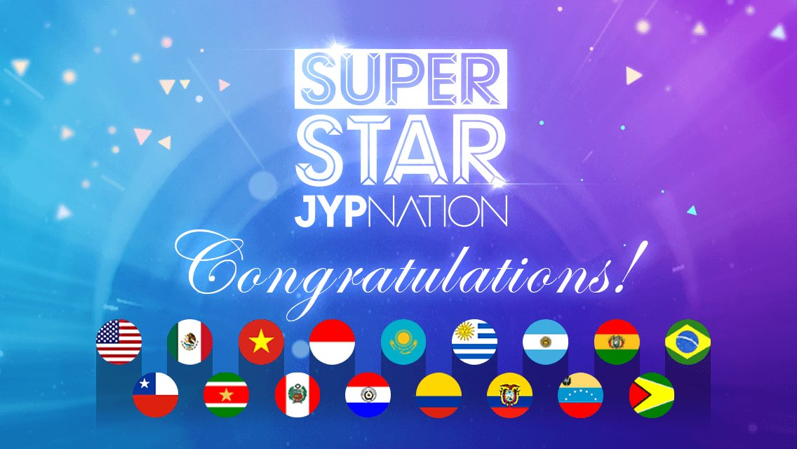 SuperStarJYPNATION on Twitter: \'[#SuperStarJYPNATION
