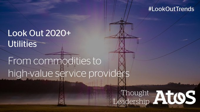 What are the 4 transformation challenges and opportunities for the future of #Utilities?...