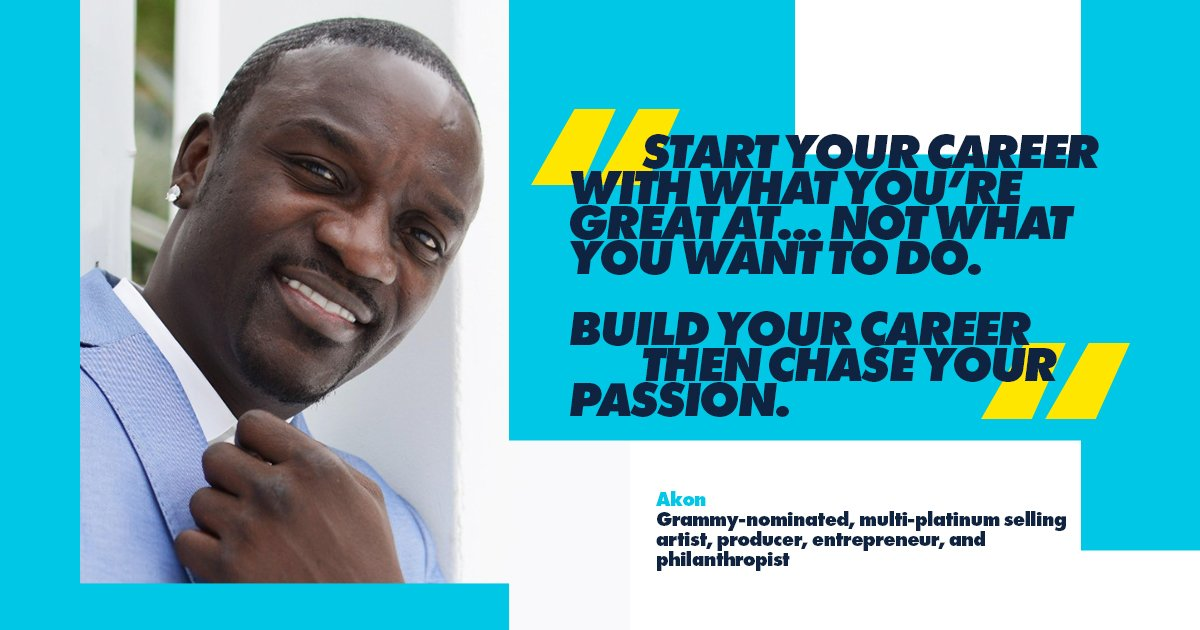 We absolutely love this quote from @Akon, speaking from the Interactive Stage at #CannesLions last month 🙌