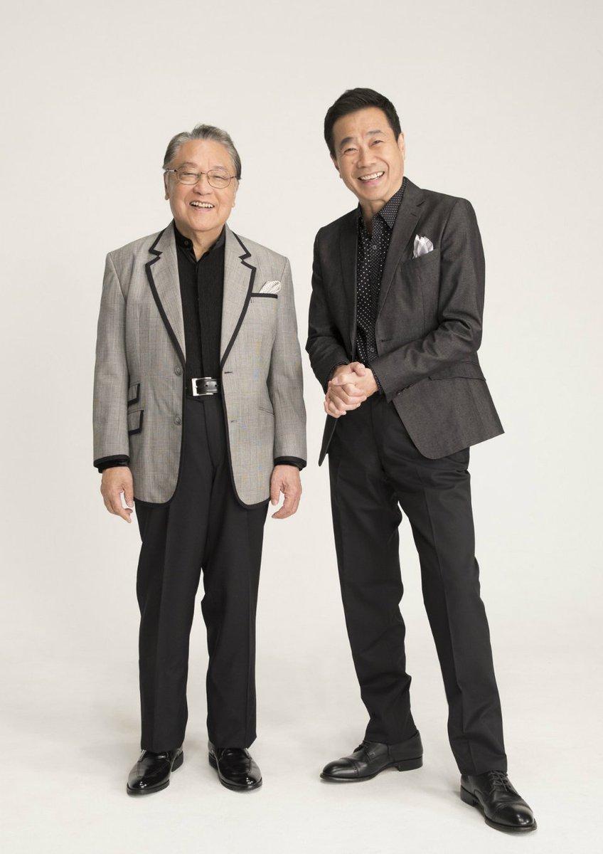 \伊東四朗&三宅裕司/ 80歳と66歳が生み出す爆笑ライブと、真摯に笑いと向き合う舞台裏に初めてカメ