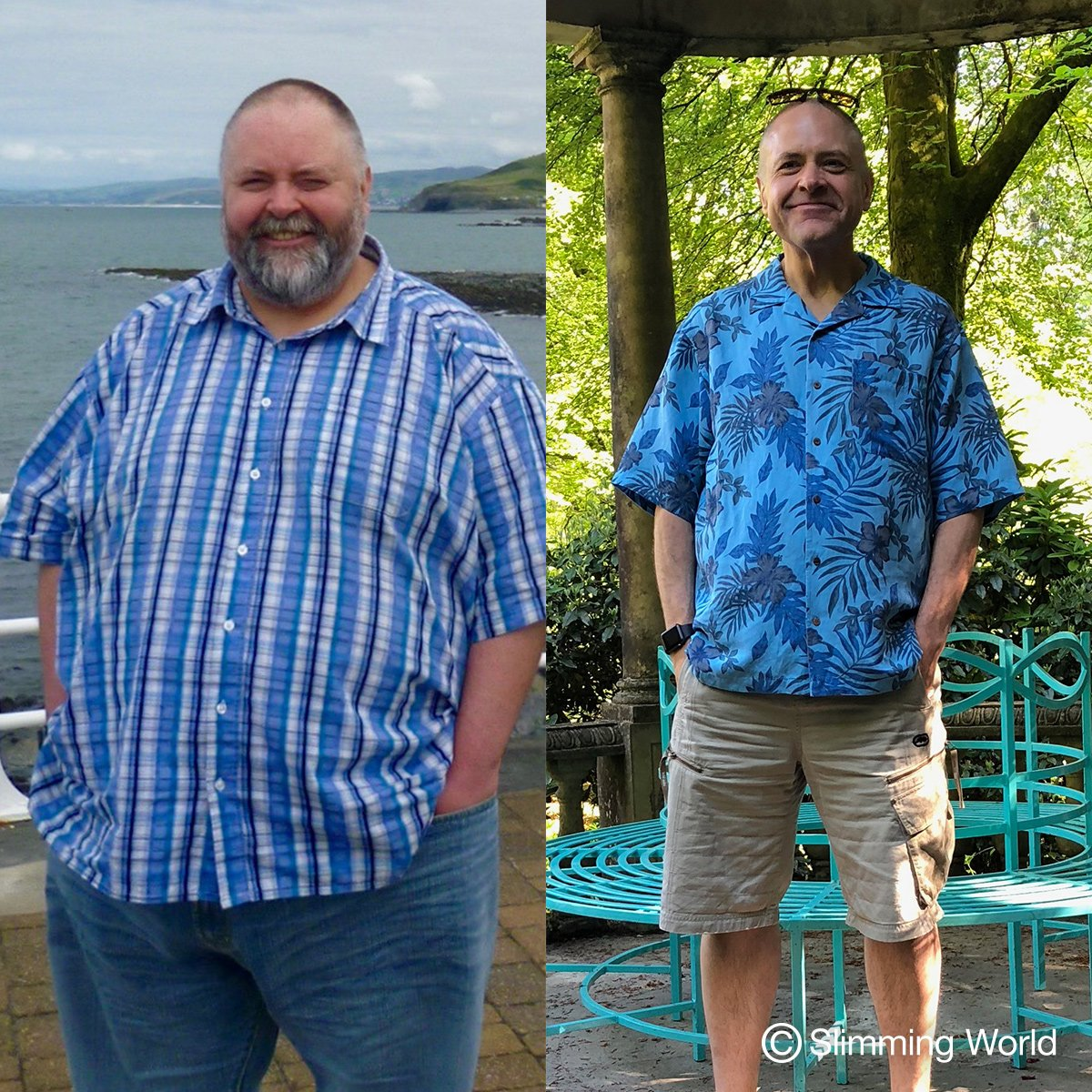 """Slimming World on Twitter: """"At his heaviest, Dave Lancaster ..."""