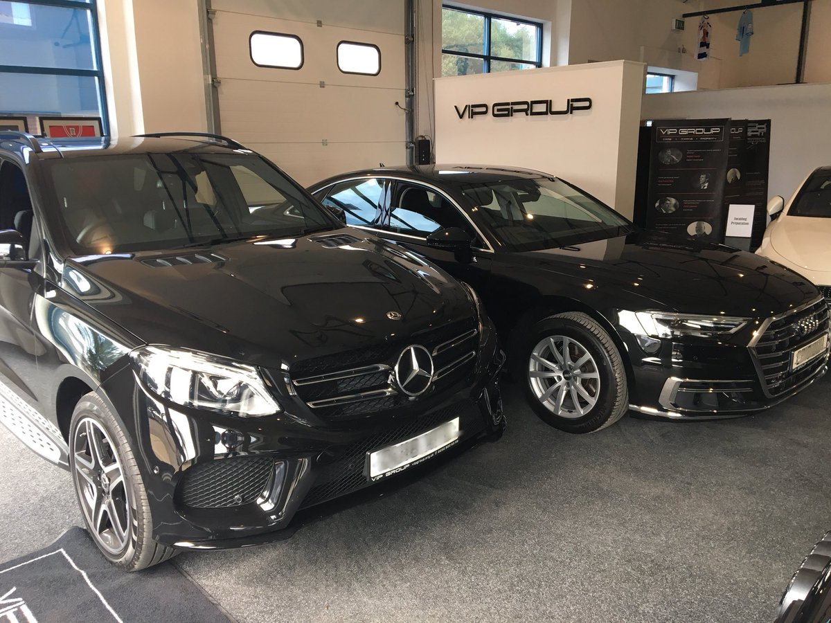 Busy day at VIP Group! Lots of Stunning cars being delivered 🔥🔥