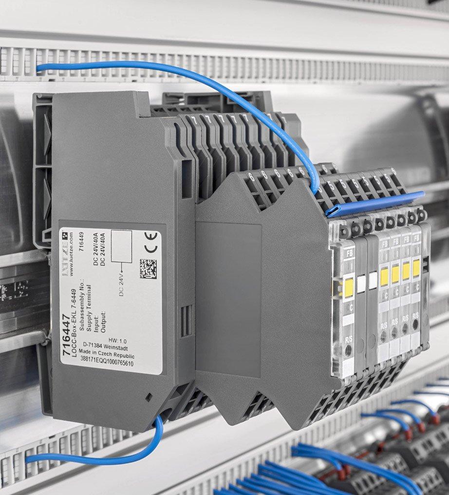 Intelligente Stromüberwachung mit der LOCC-Box #Leitungsschutz #industrie40 ...