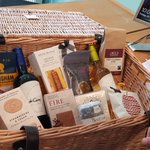 Thank you @ThistleUW for our beautiful hamper, we are so excited!