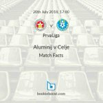 Image for the Tweet beginning: ⚽ Aluminij v Celje Preview  ⏲
