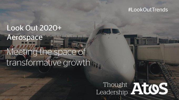 Die Zukunft von #Aerospace basiert auf einer veränderten Kundenerfahrung, erhöhter Produktivit...