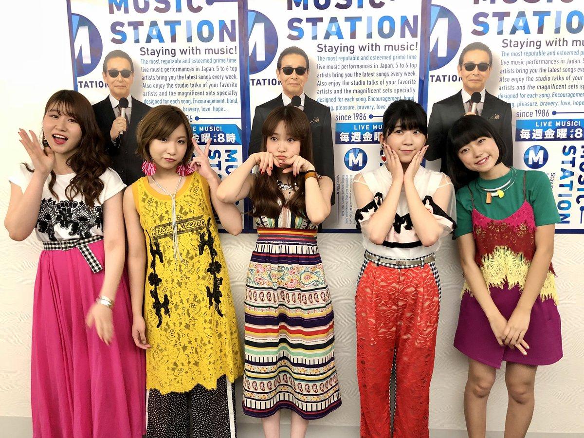 Little Glee Monster On Twitter 本日 Music Station 出演