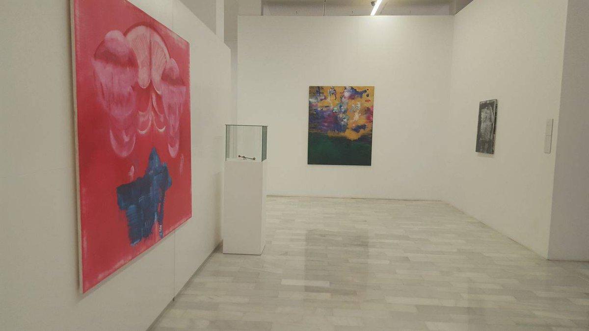 Colpo di fumine é o título da exposición que temos no Museo Municipal até o mes de setembro. Pablo Otero en estado puro! #Ourense #ourensanamente