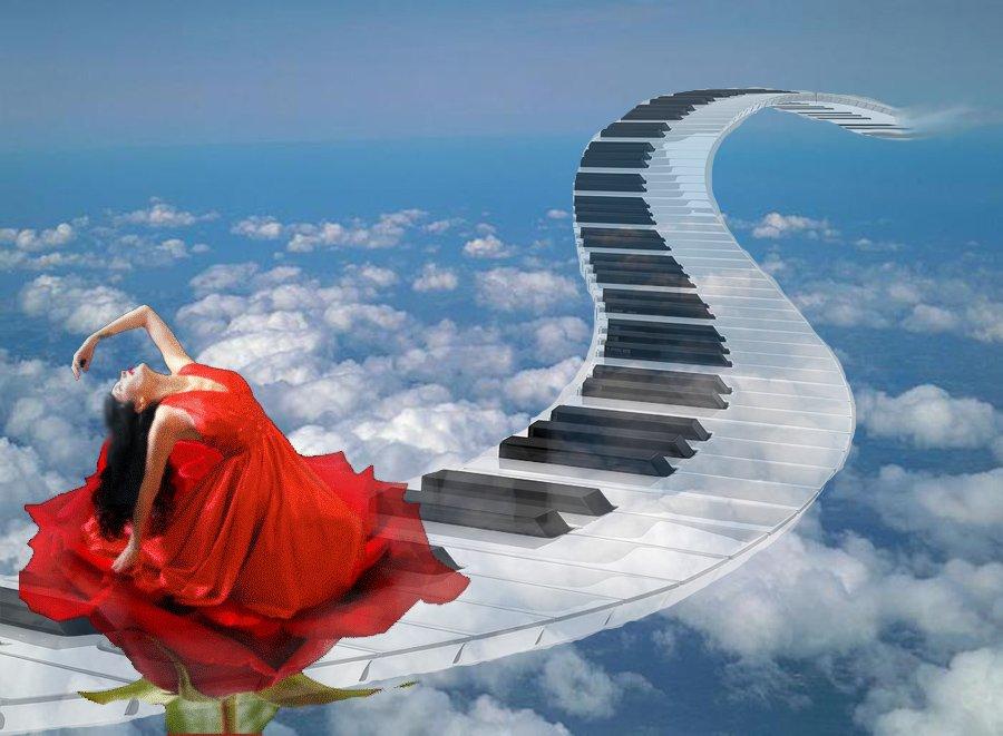 вся жизнь под музыку картинки как первом случае